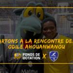 Le Fonds de Dotation et le Stade Sottevillais unissent leurs forces : Interview avec Odile Ahouanwanou